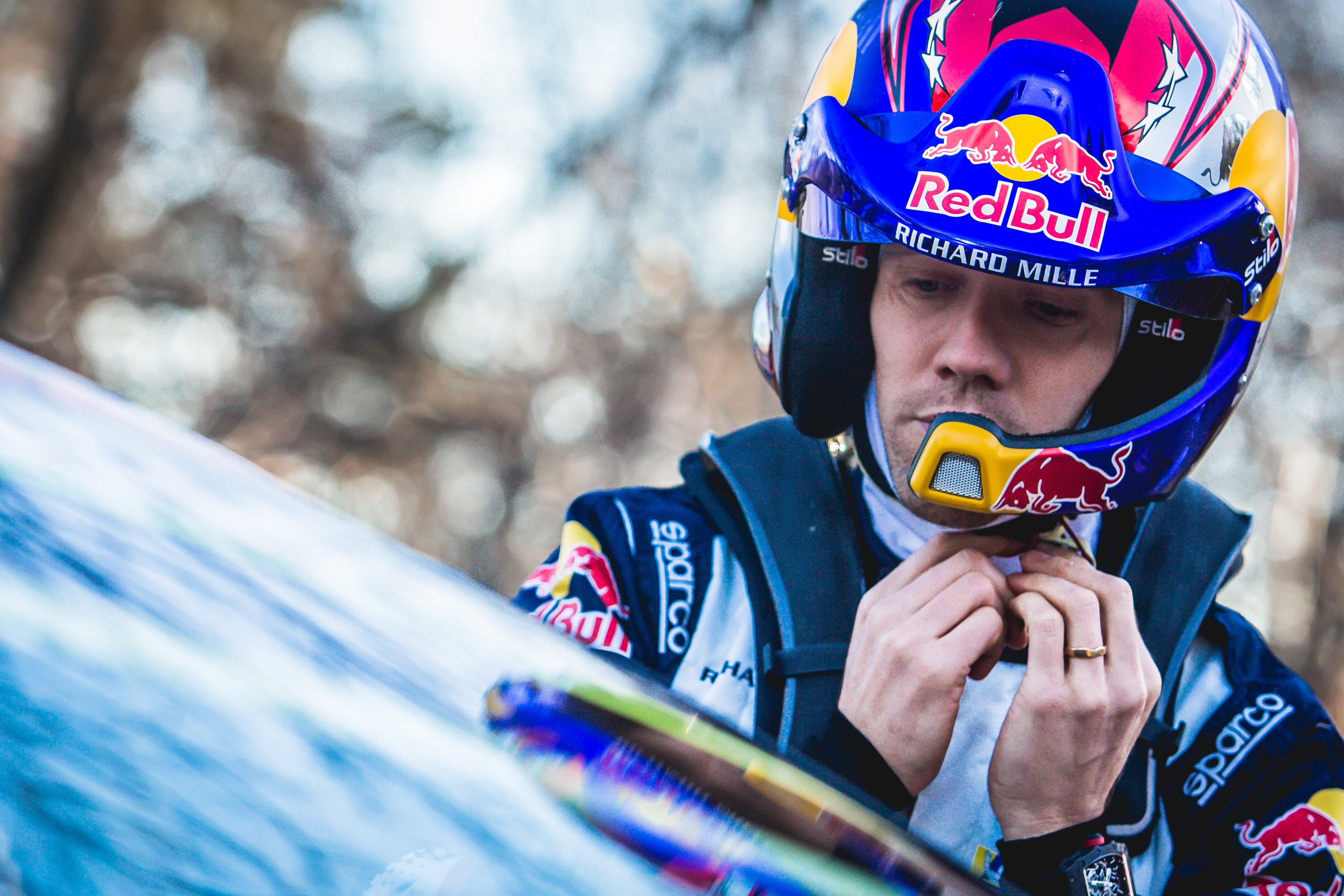 Snow wars: Ogier verses the Scandinavians in Sweden