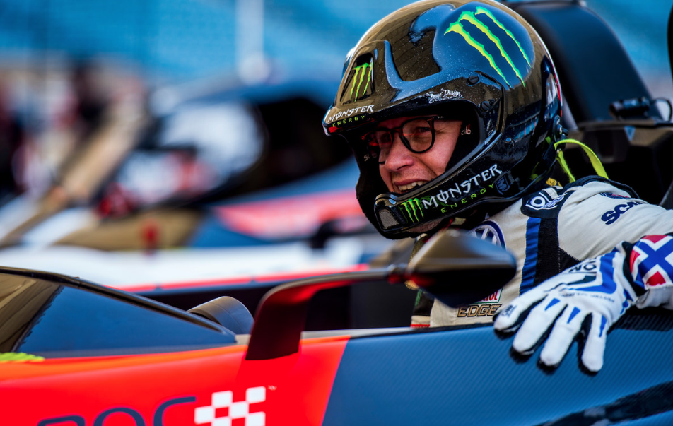 Solberg – almost ROC King of the desert!