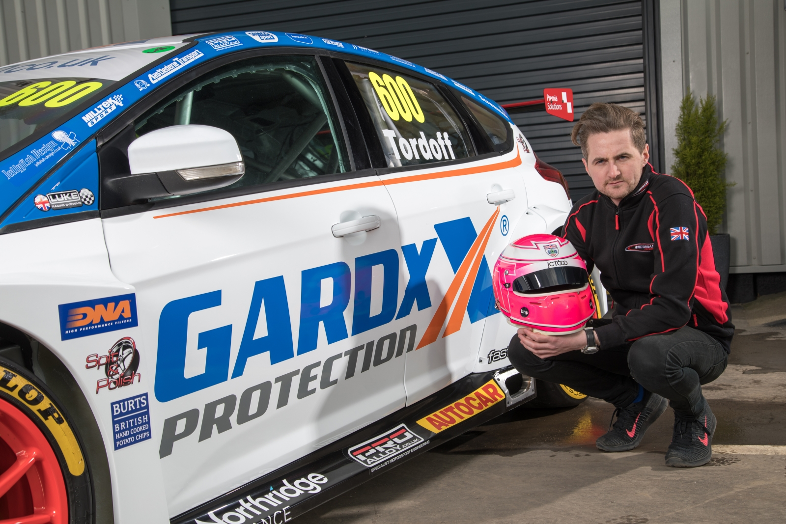 Tordoff returns to the BTCC