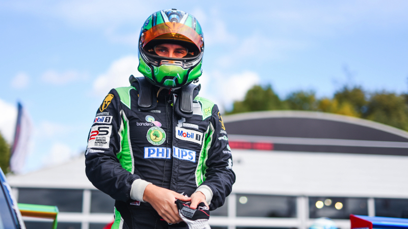 Oliphant makes BTCC switch