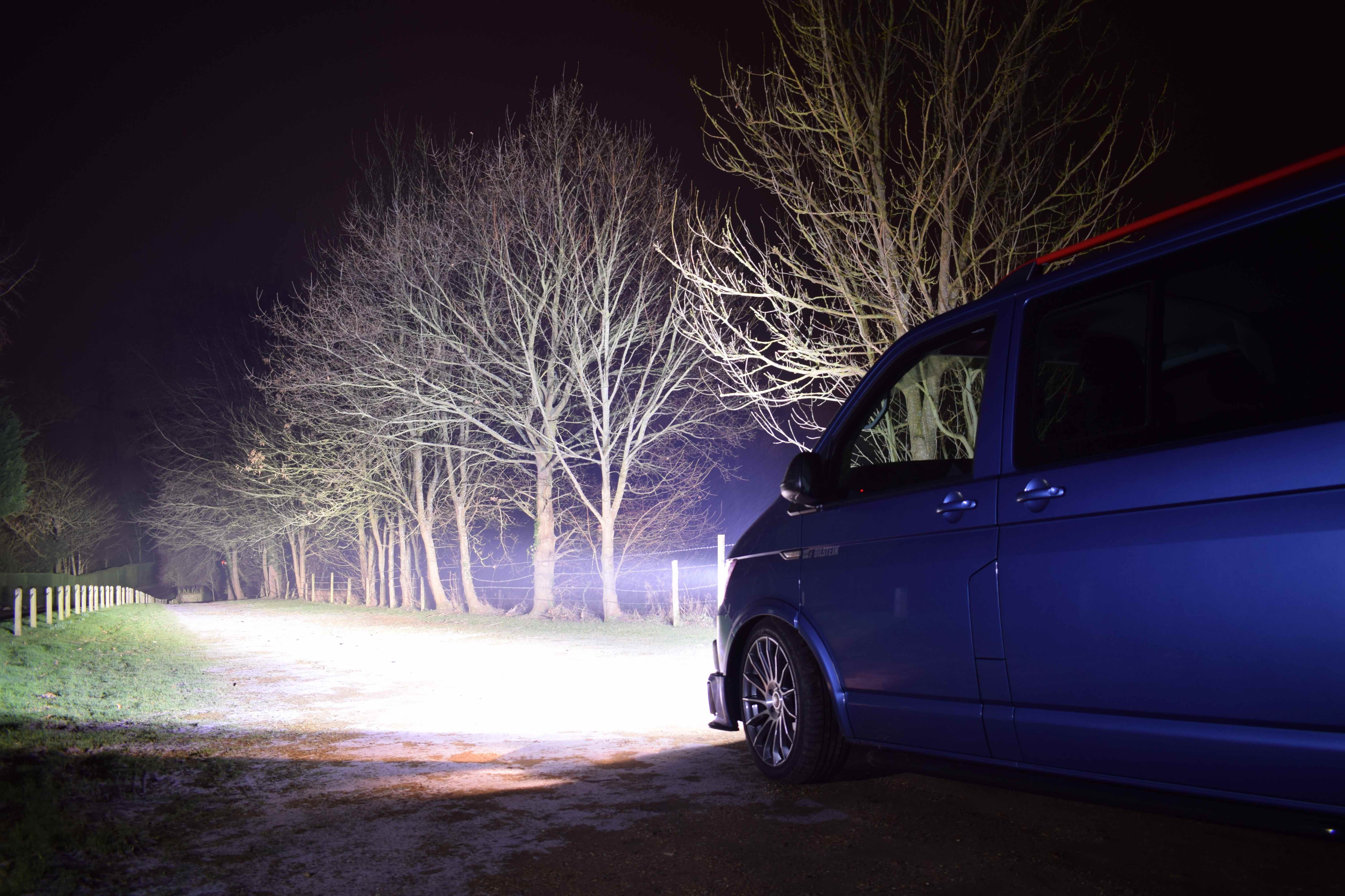 New E-mark road-legal Lazer LED Lamps in stock