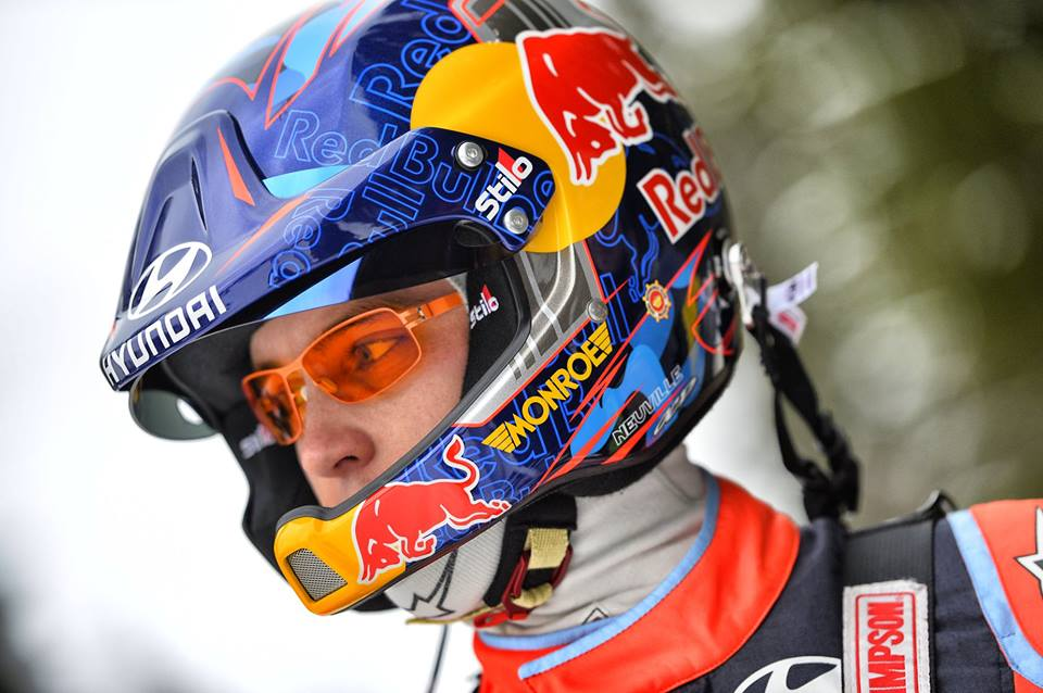 "Confident Neuville prepared for ""tough"" WRGB"