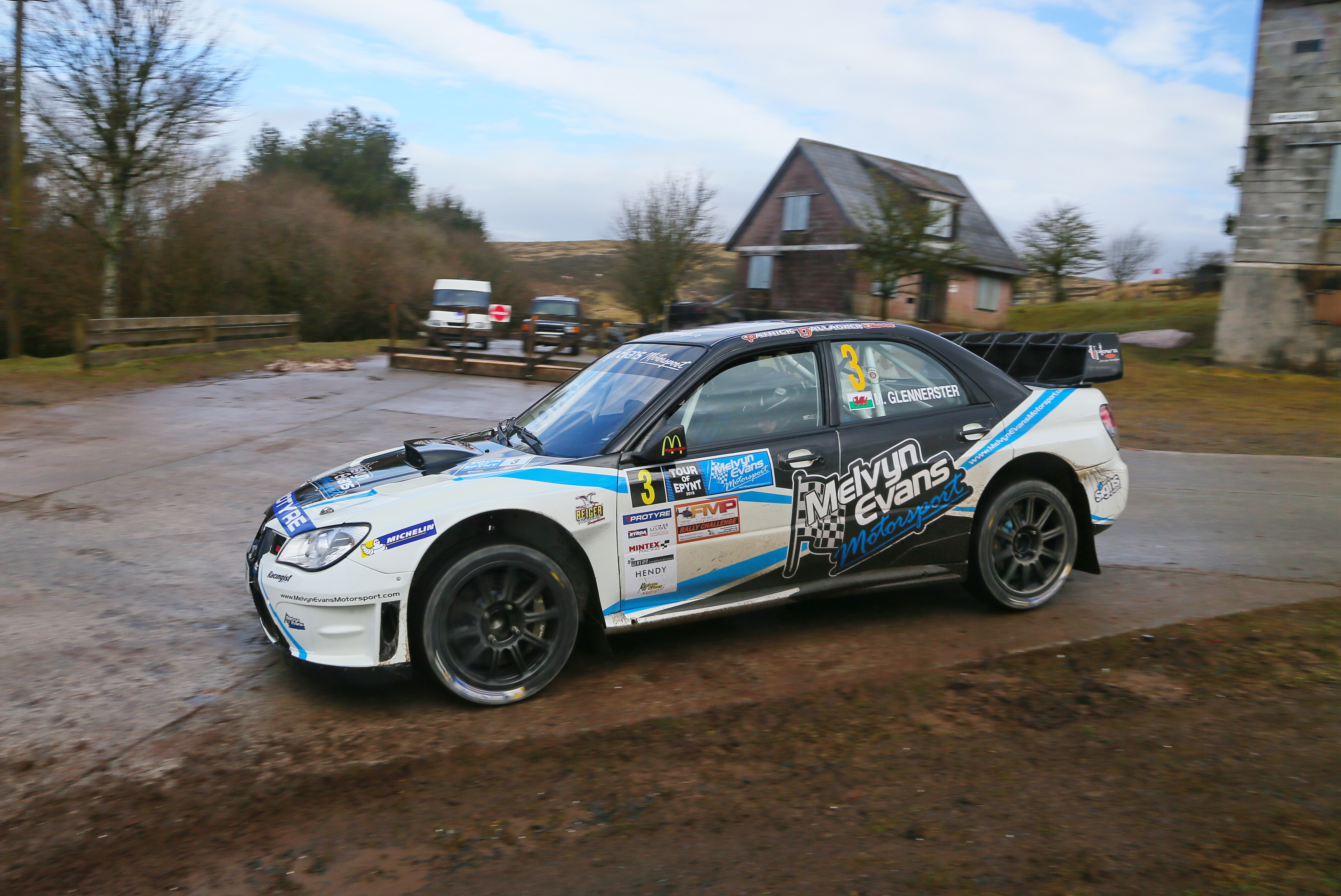 Evans takes Tour of Epynt victory