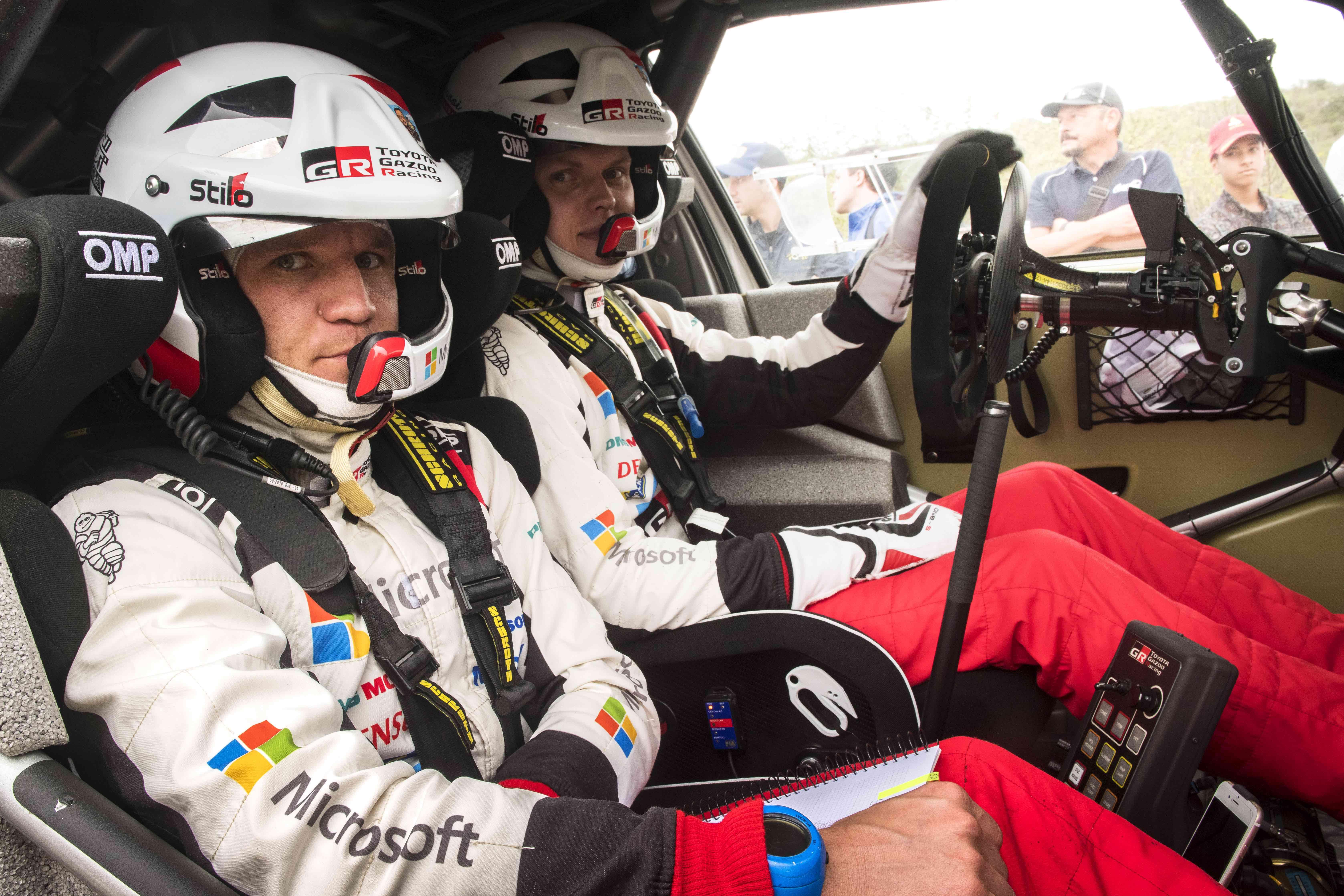 Tänak's WRC title challenge fires up