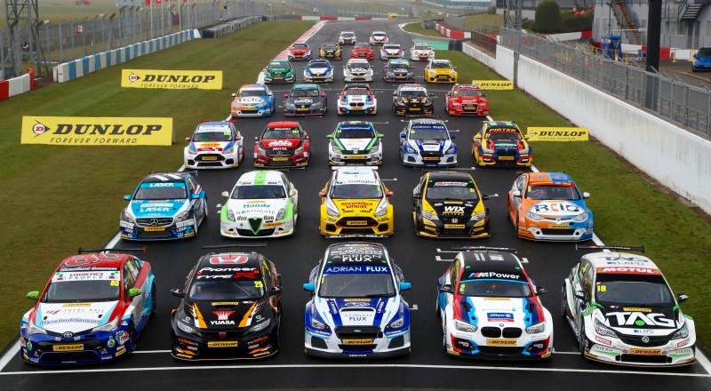 Record 13 BTCC drivers race for top Stilo prize in Jack Sears Trophy