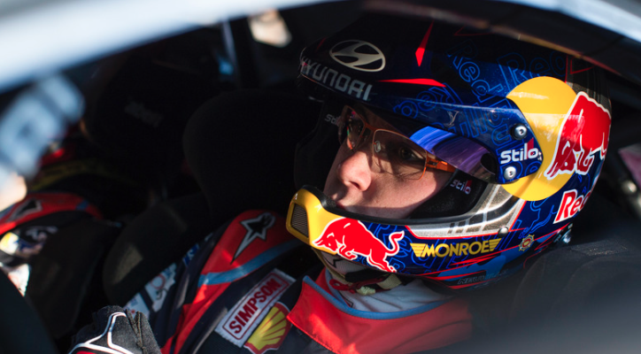 Neuville: testing accident won't change my approach to Corsica