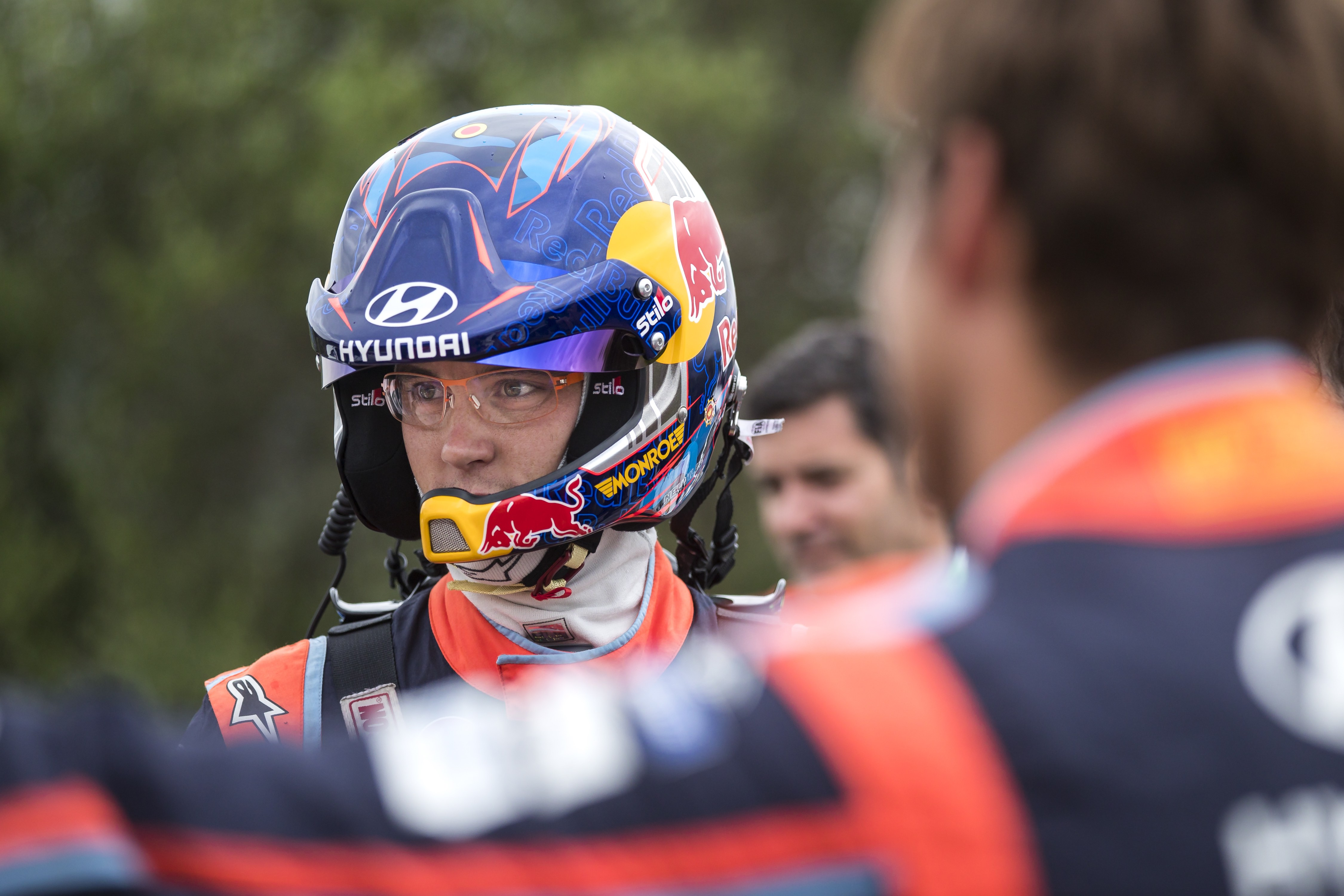 WRC leader Neuville aims for three in a row in Finland