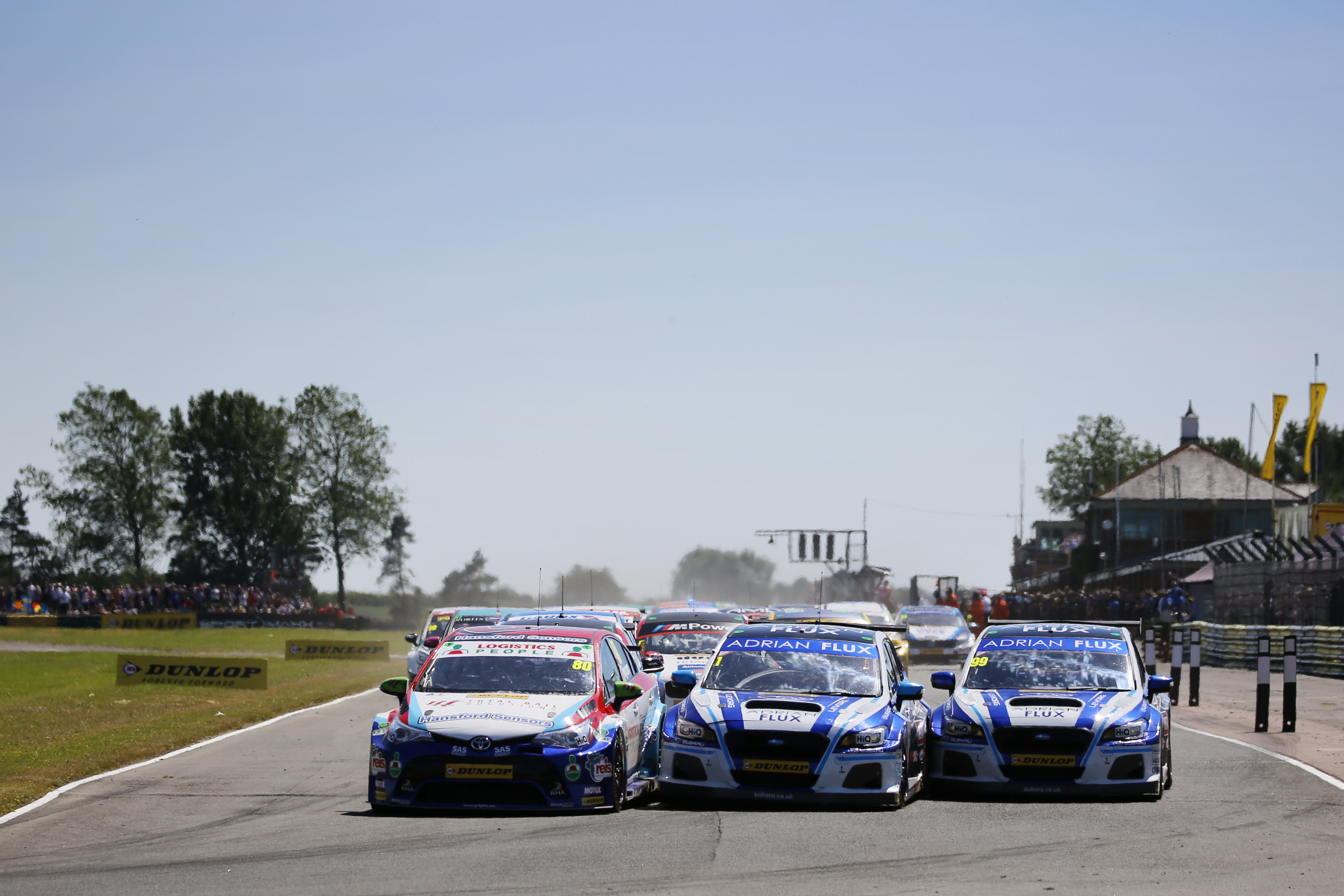 60-mile race showpiece of BTCC 60th celebrations