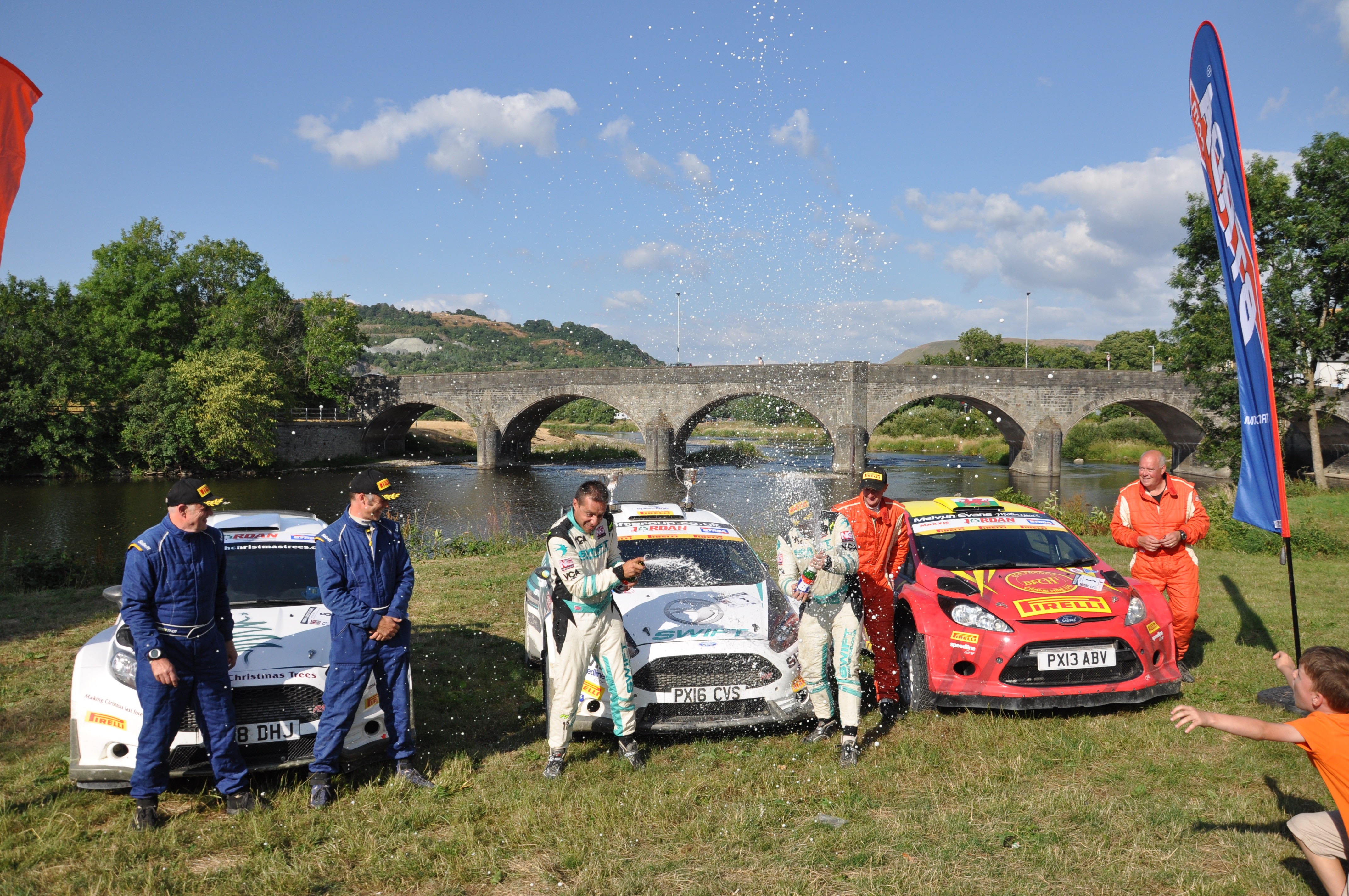 Edwards wins closely fought Nicky Grist Stages