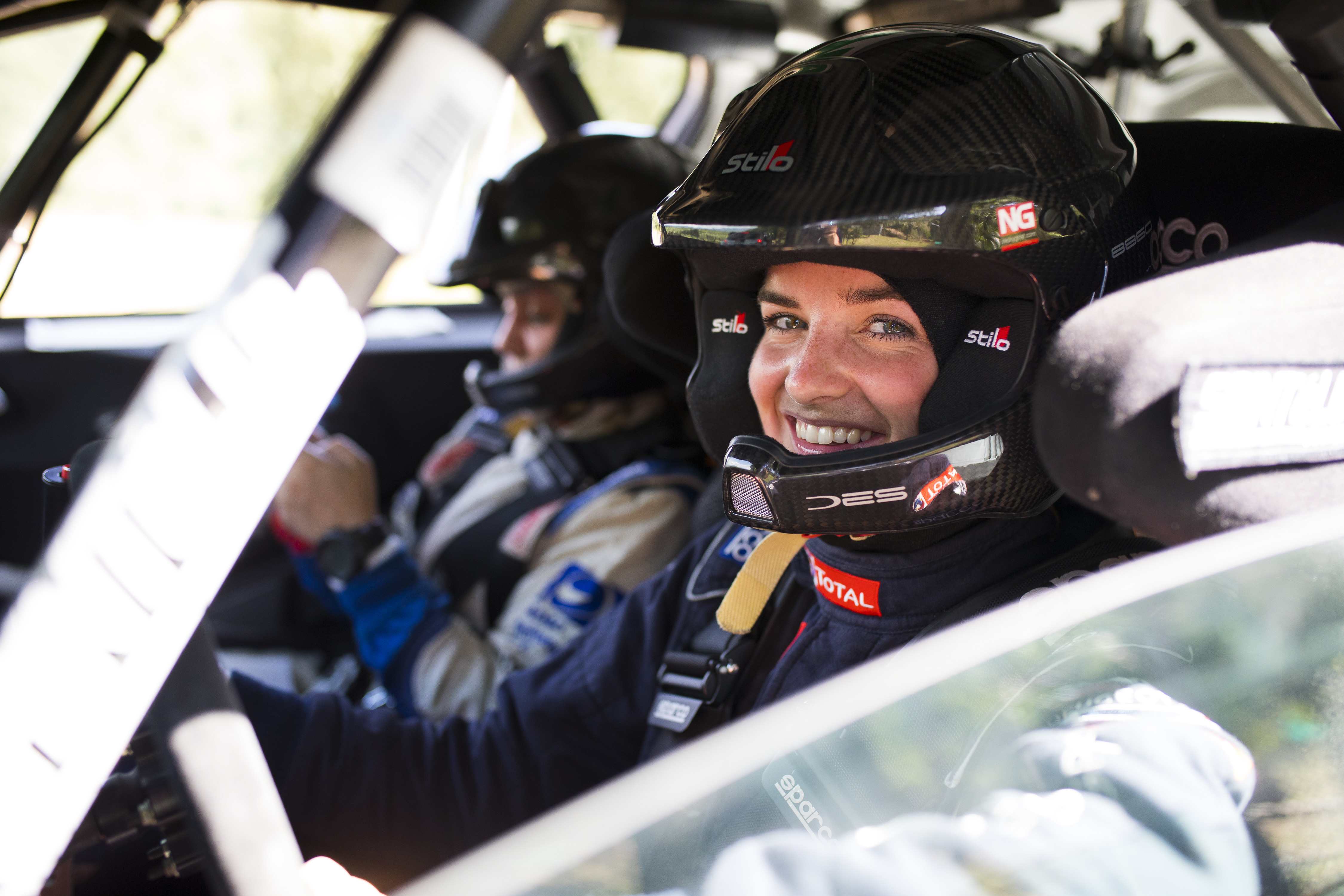 Catie aims to continue good ERC form in Zlín