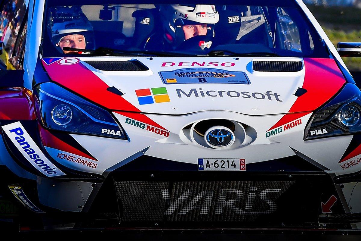 WRGB set for epic three-way WRC title battle