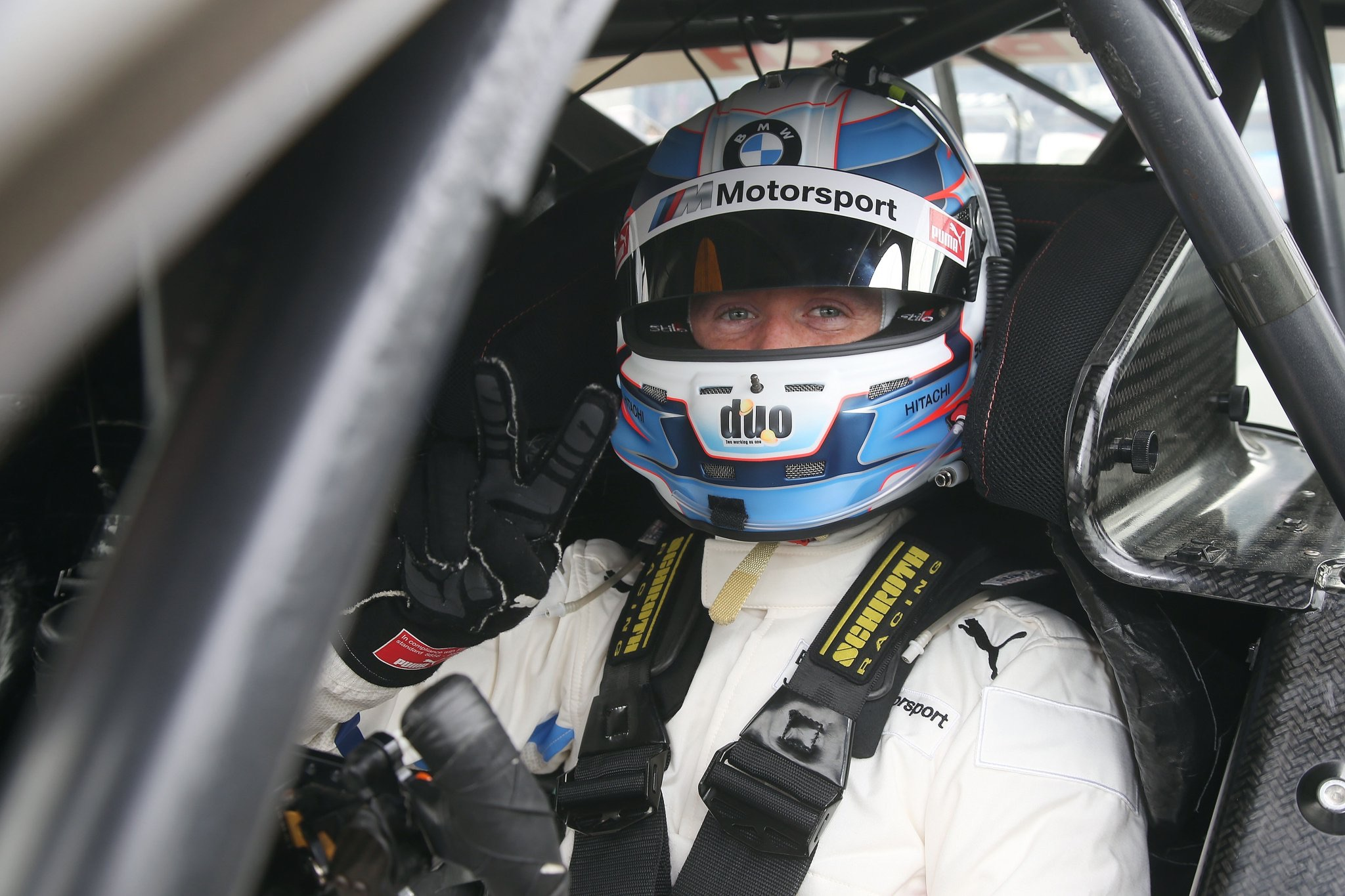 "Ricky relishes BTCC ""fantastic opportunity"""
