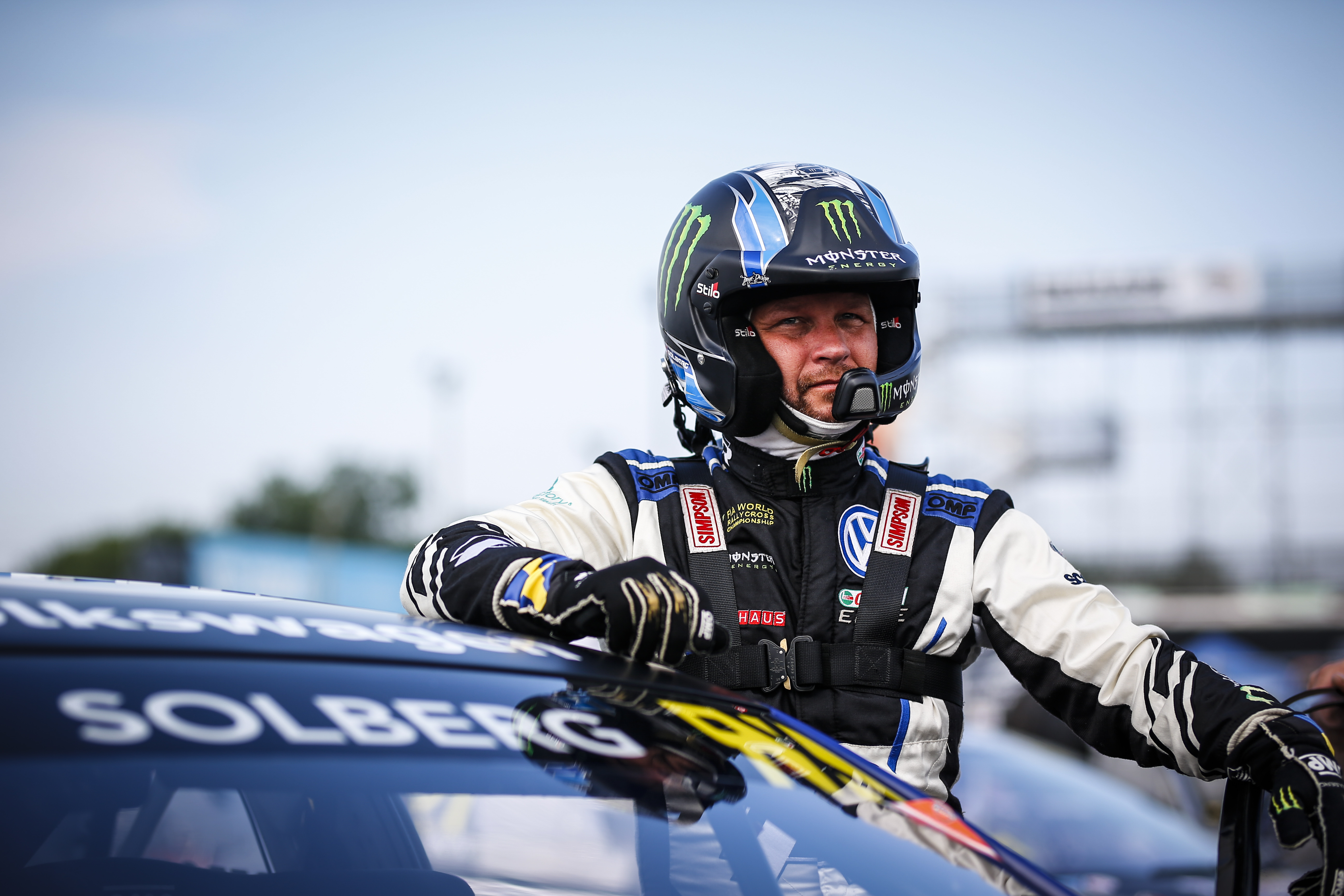 Solberg set for WRC return with VW
