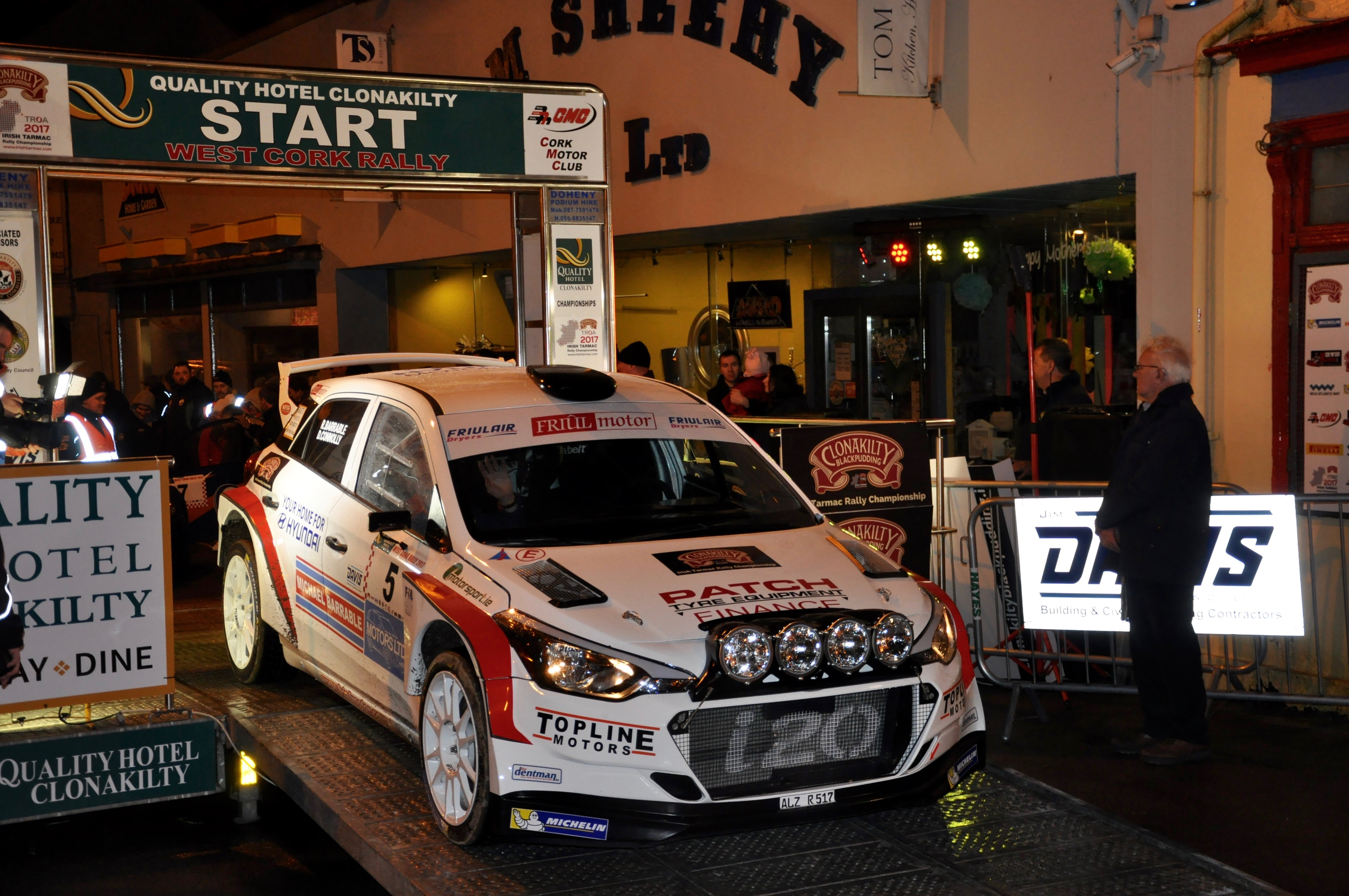 BRC to start in West Cork in 2019