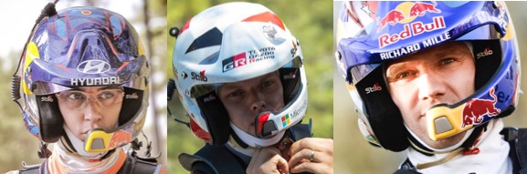 Wales Rally GB set for an epic title battle