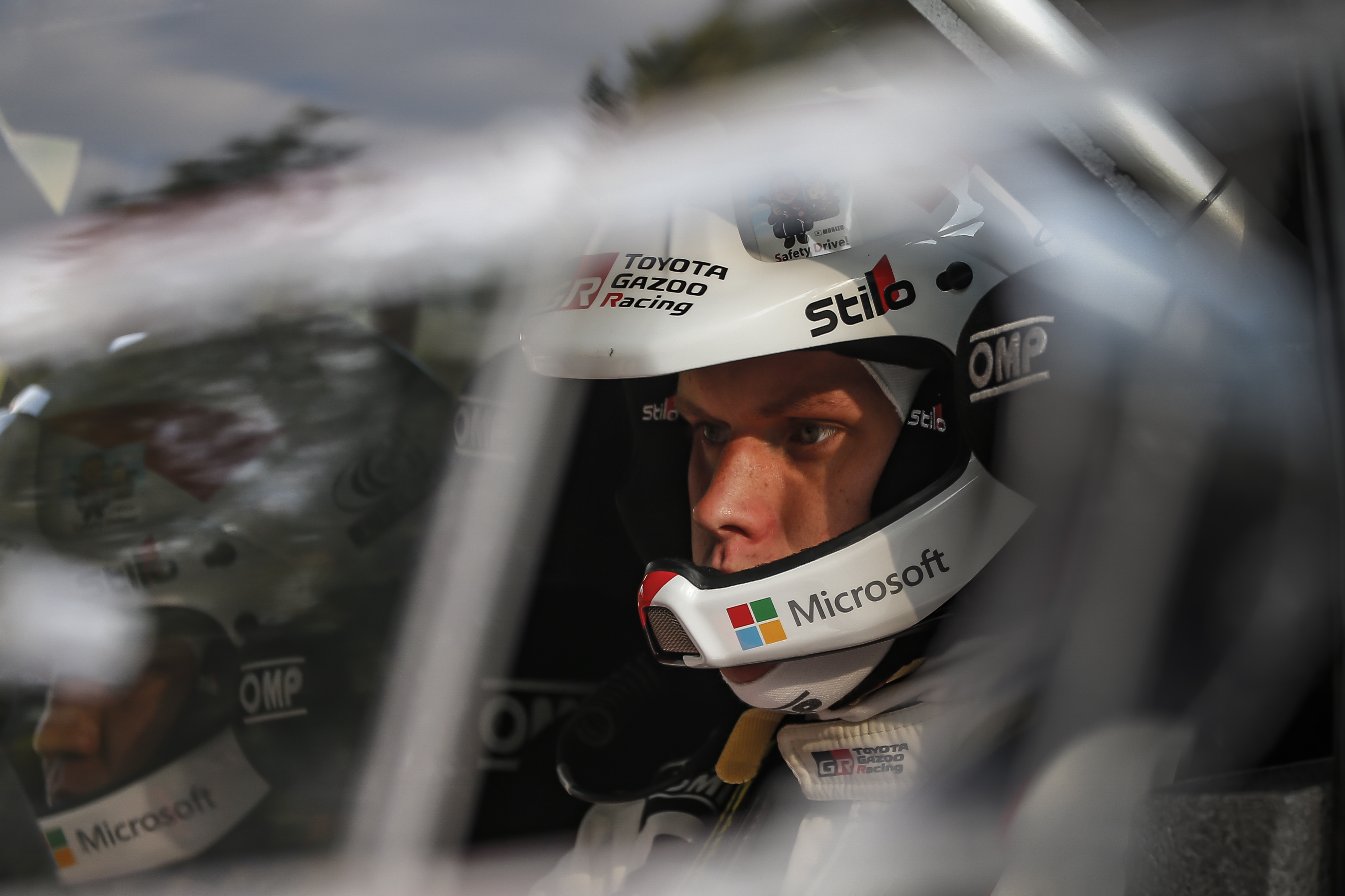 Tänak aims for WRC hat-trick in Turkey