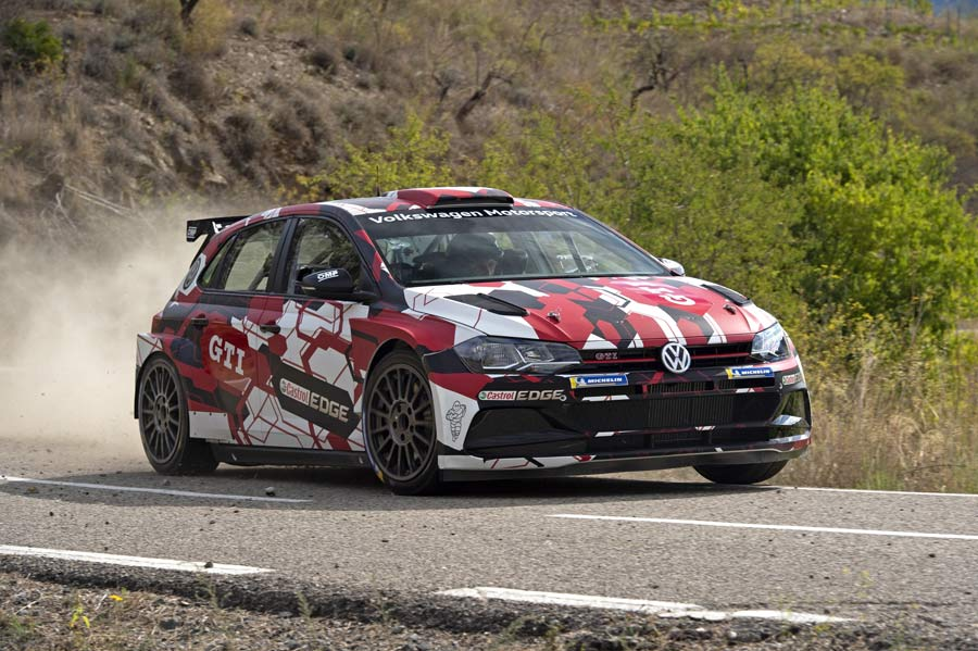VW Polo GTI R5 set for WRC debut in Spain