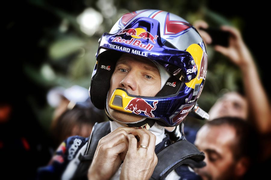 Ogier, Neuville and Tänak head for WRC title showdown
