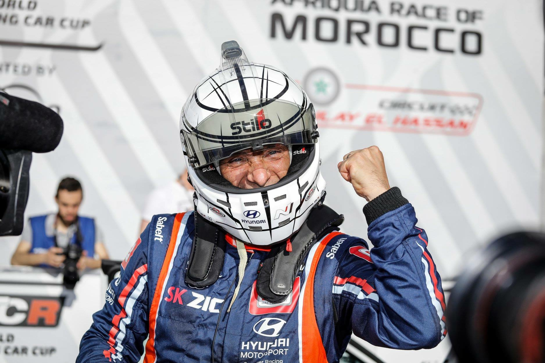 Q&A with WTCR Champion Gabriele Tarquini