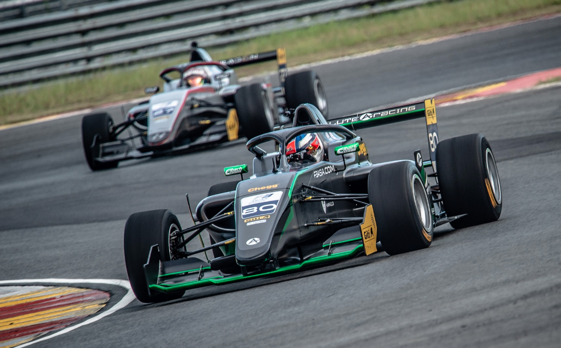 American F3 racer makes his mark in Asia