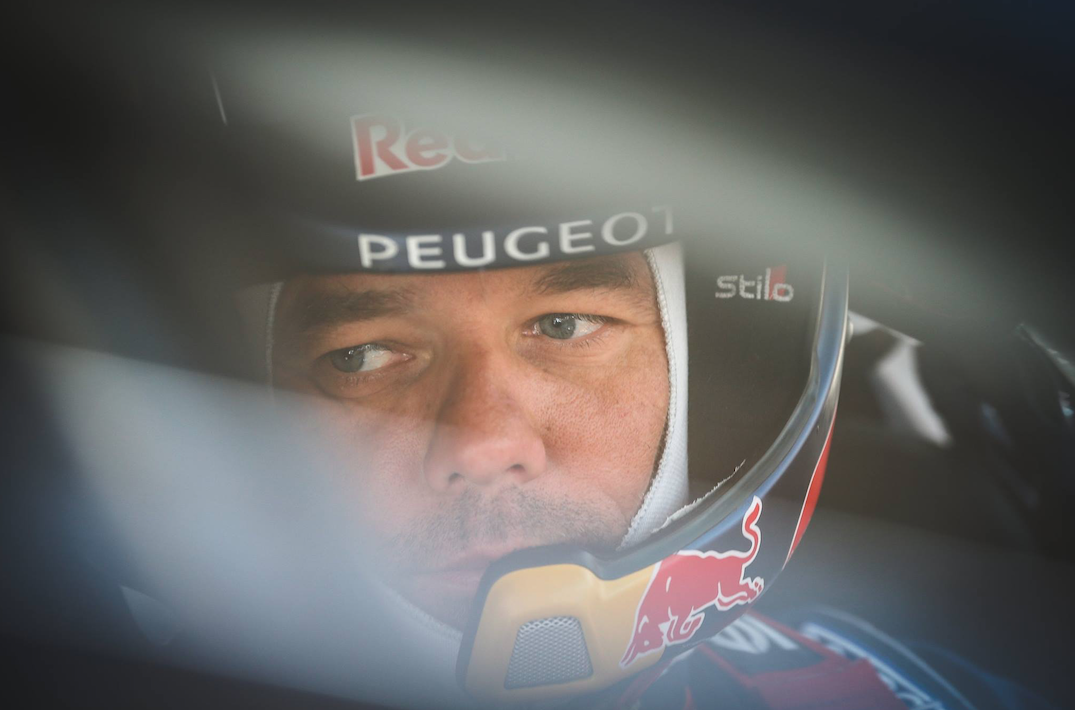 Q&A with Sébastien Loeb
