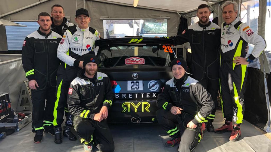 Yates to contest nine WRC2 rallies