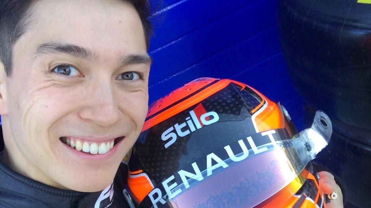 Aitken named as Renault F1 Team Test Driver