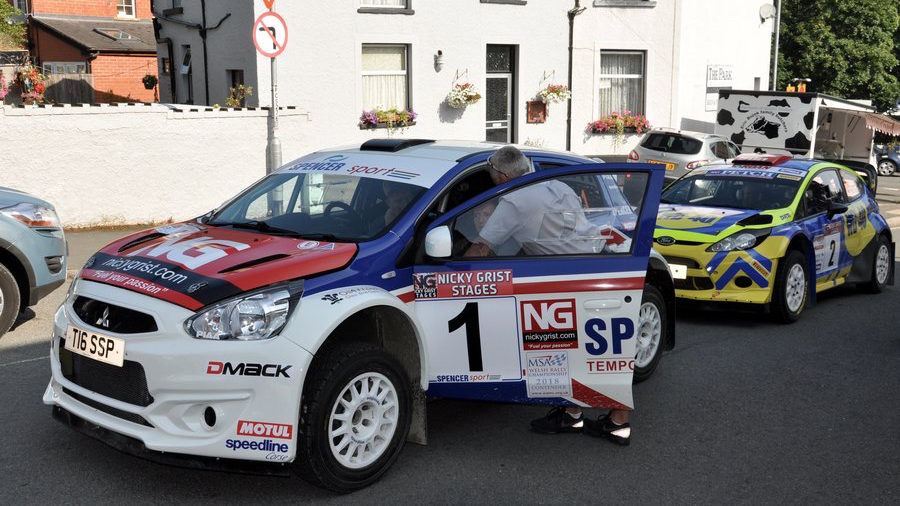 Nicky Grist Stages set to return on 10 July 2021