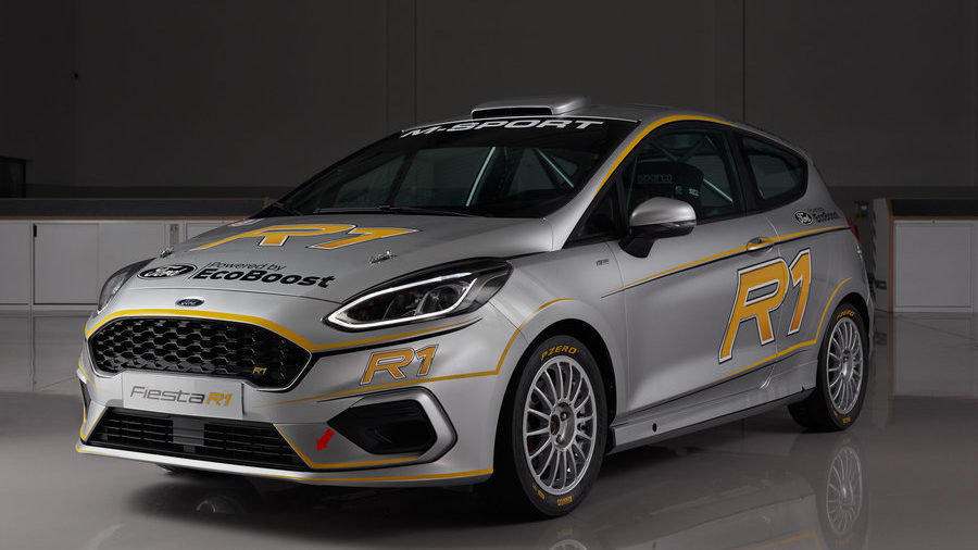 M-Sport complete rally ladder of opportunity with new Ford Fiesta R1