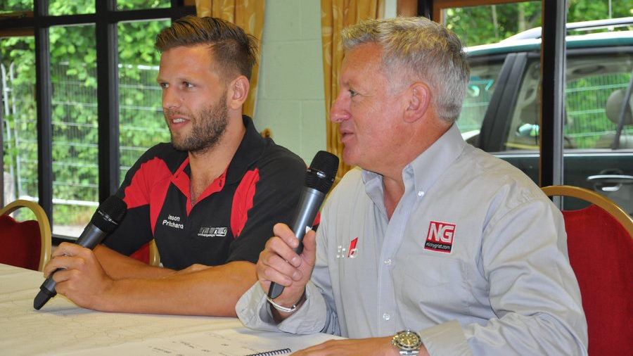 Jason Pritchard to make Nicky Grist Stages debut