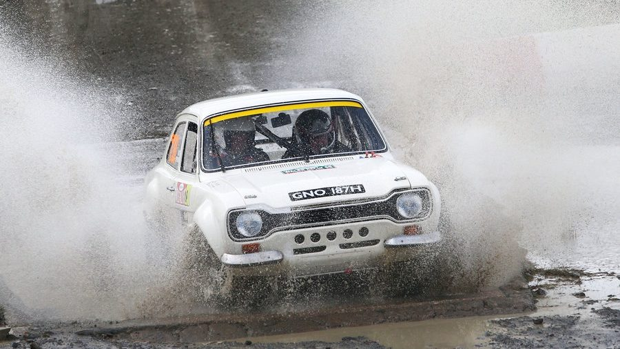 WRGB National Rally route revealed