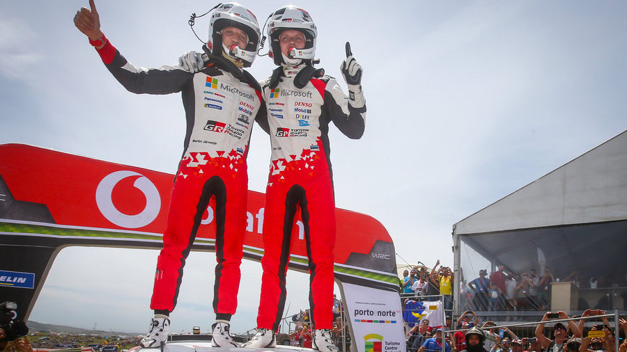 Tänak: Portugal one of my hardest wins