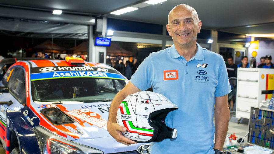 Tarquini's 'truly amazing' rally test