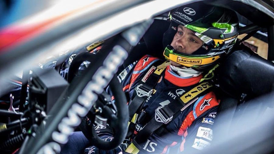 Paddon returns to the WRC with M-Sport