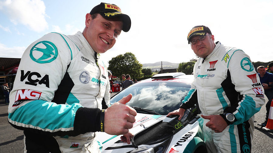 Edwards and Breen score big in Ulster