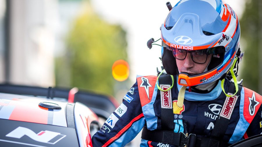 Breen back at Hyundai for Rally Sweden