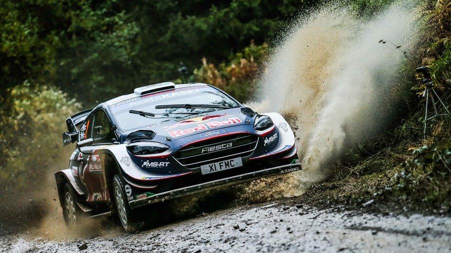 Star-studded Wales Rally GB entry