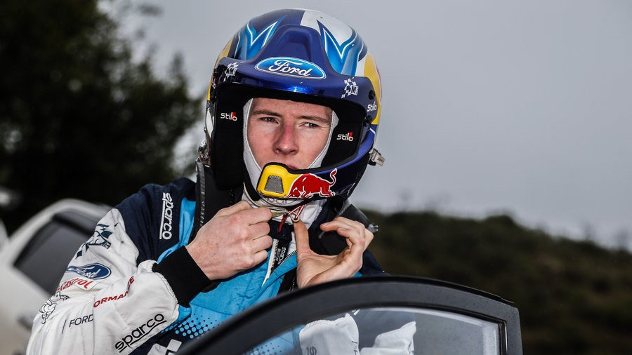 Elfyn will always be part of the M-Sport family