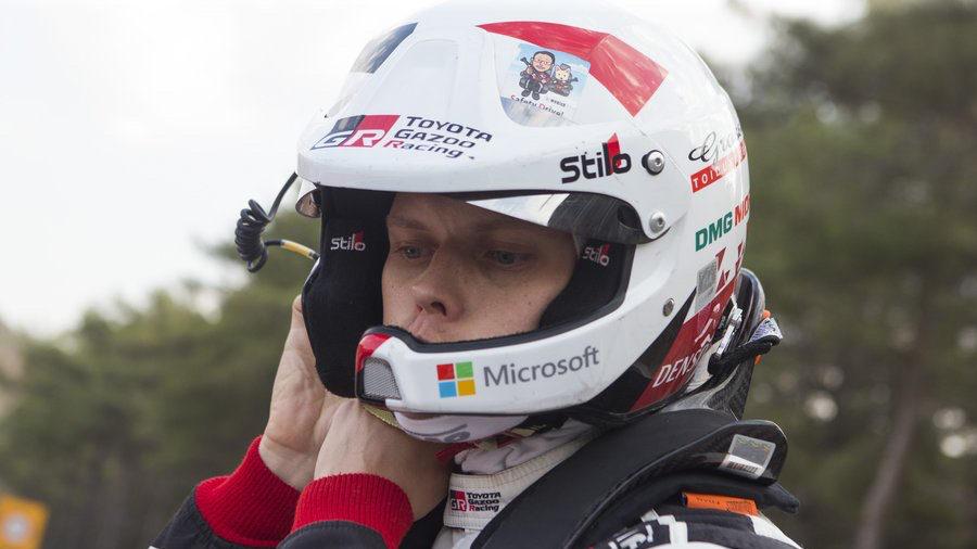 Can Tänak take the WRC title in Spain?