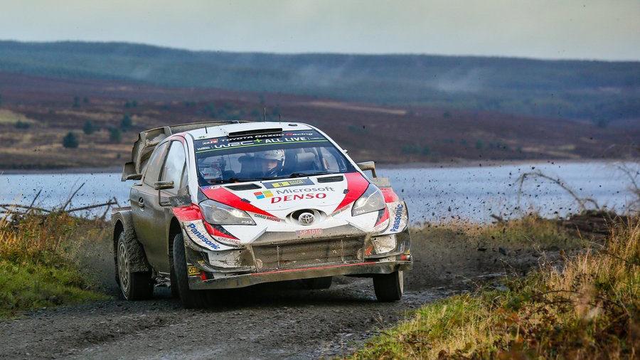 Tänak edges closer to WRC title