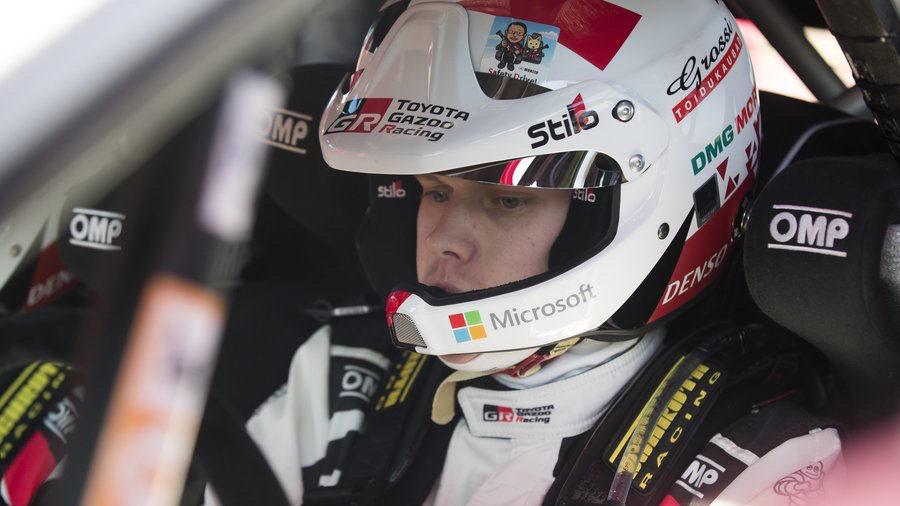 Q&A with 2019 World Rally Champion Ott Tänak