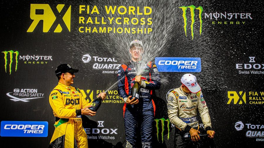 Eriksson retains RX2 title