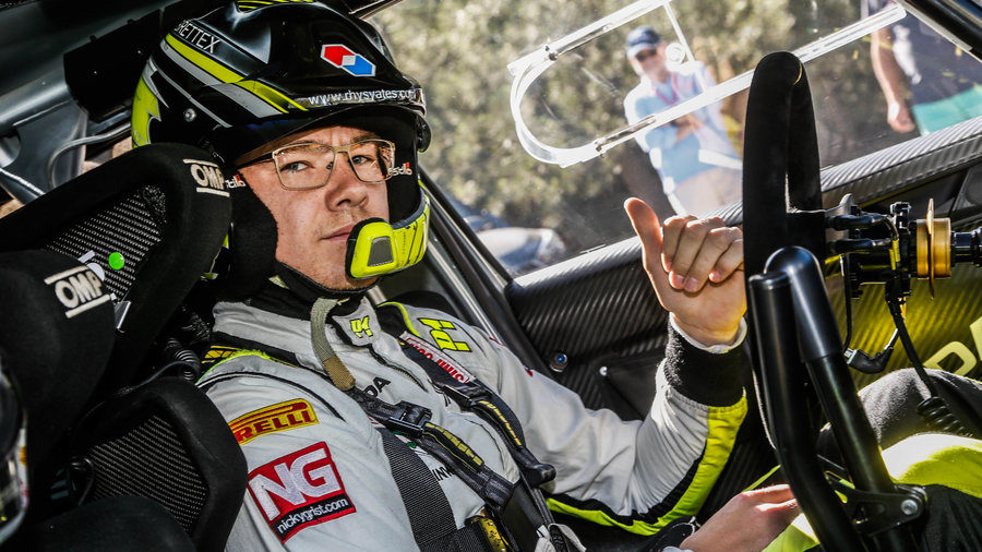Yates moves to M-Sport for WRC 2