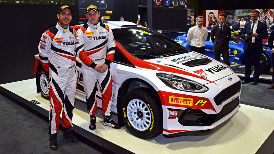 Edwards aims for BRC triple crown