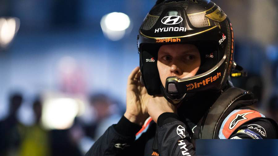 Tänak transformed into title contender