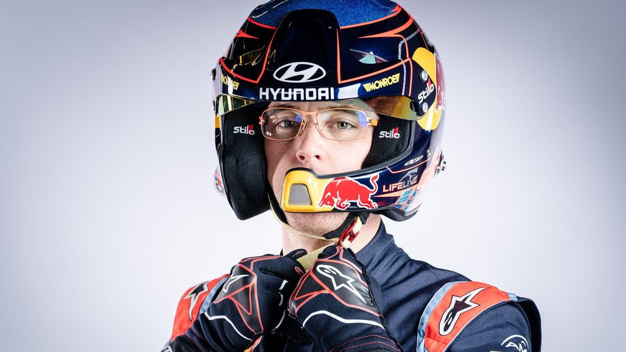 At home with Thierry Neuville