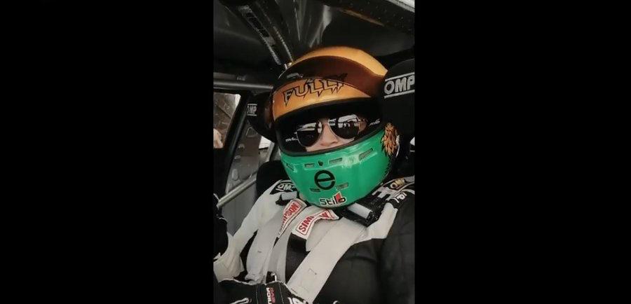 Natalie set for all-electric Projekt E rallycross motorsport comeback